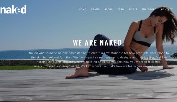 纽约内衣时尚和生活方式品牌 Naked 收购新西兰同行 Bendon