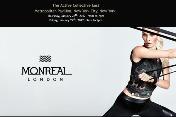 纽约将举办首个运动时尚贸易展 Active Collective Trade Show