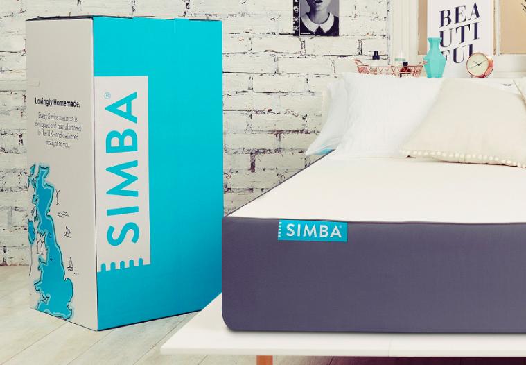 英国高科技床垫初创品牌 Simba 融资 900万英镑,计划每两周拓展一个新市场
