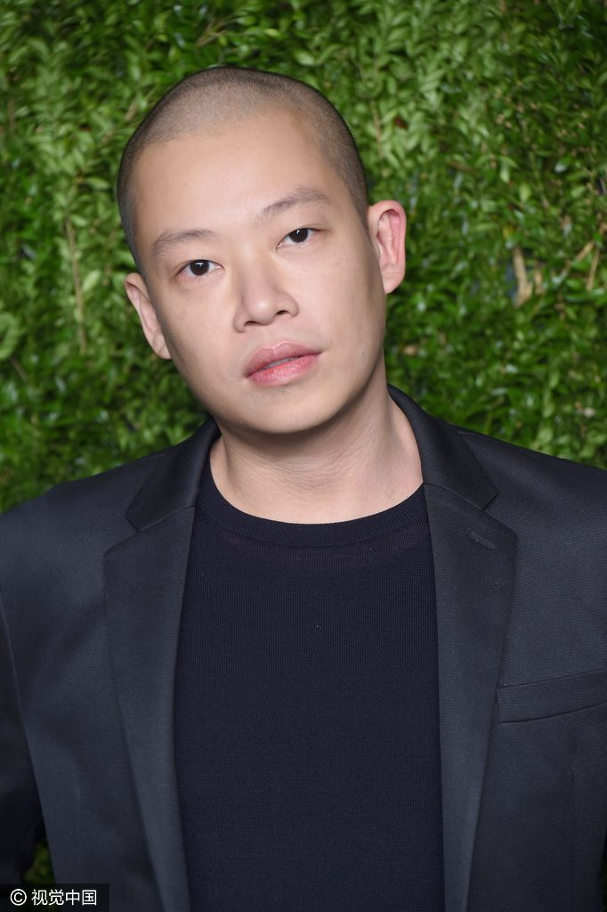 NEW YORK, NY - NOVEMBER 07: Jason Wu attends 13th Annual CFDA/Vogue Fashion Fund Awards at Spring Studios on November 7, 2016 in New York City. (Photo by Jamie McCarthy/WireImage)