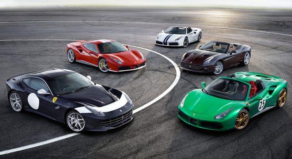 意大利豪车跑车法拉利2016年销售同比增长 8.8%,股价创历史新高