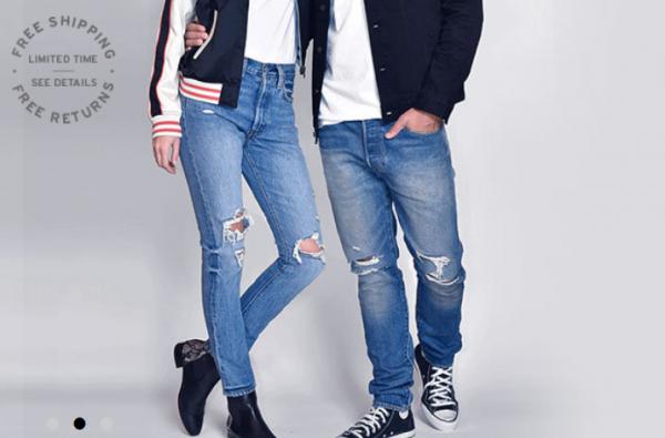 """美国牛仔服装品牌Levi's 2016年业绩报告,CEO反对""""美国制造""""新政,认为将是时尚灾难"""