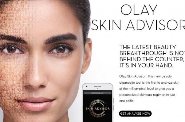 玉兰油推出最新皮肤测试 app,为女性提供定制护肤方案