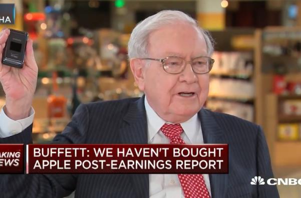 巴菲特接受CNBC采访时表示:零售业深陷泥潭,看不懂电子商务