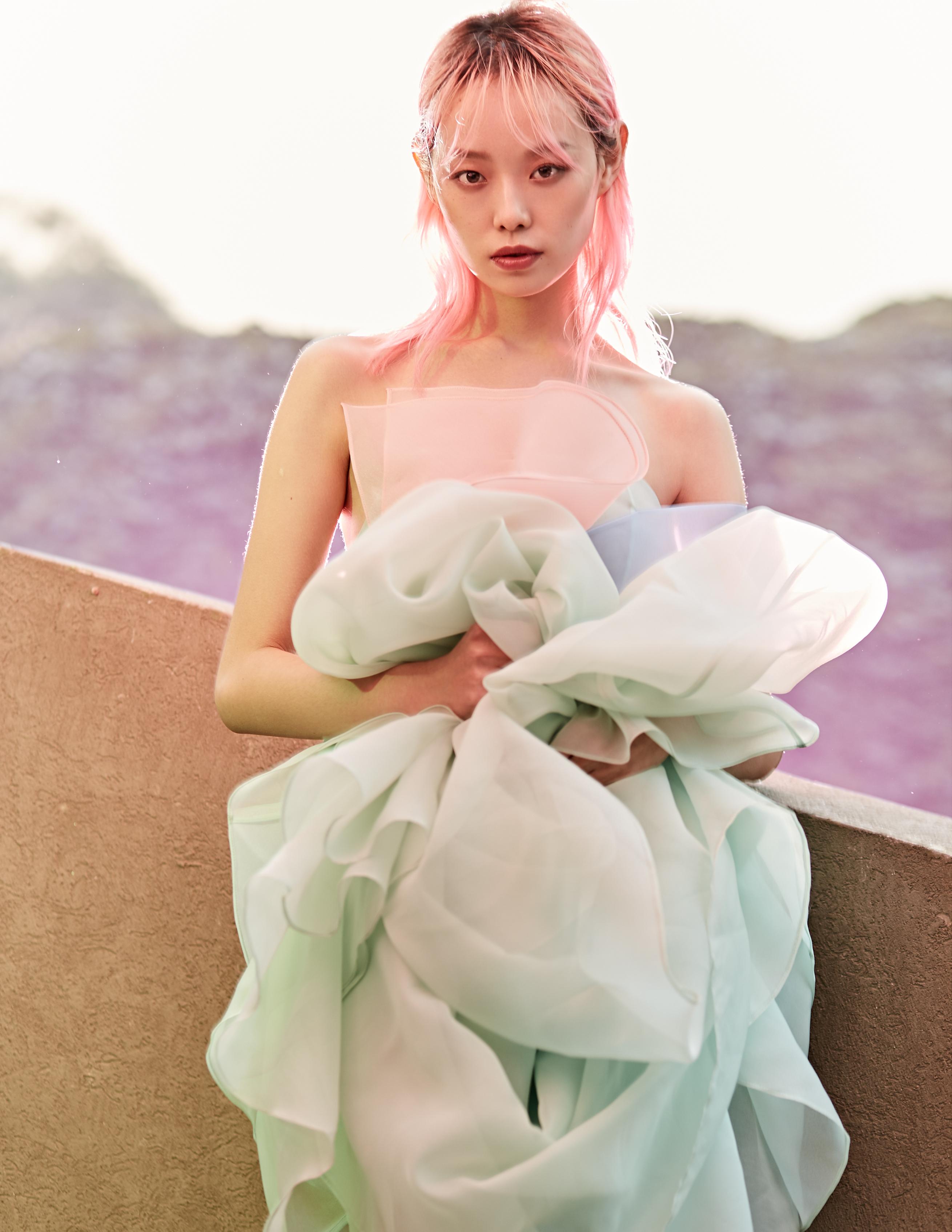 YE'SbyYESIR-17春夏女装广告3-陈楠摄影
