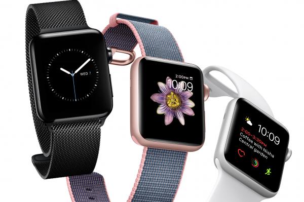 苹果智能手表占据全球大半江山,2016年共售出1190万只