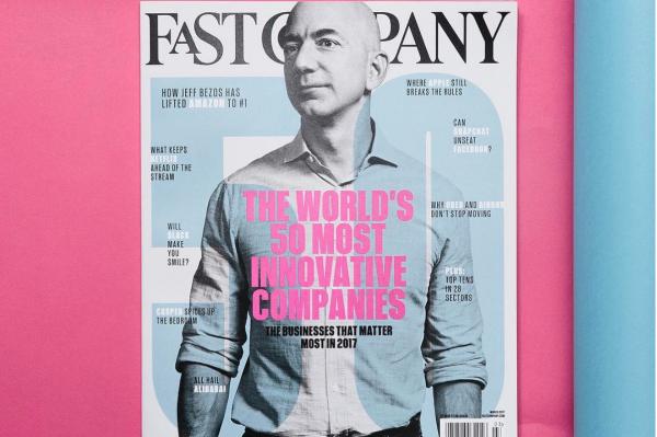 《快公司》发布2017年全球50佳创新公司,11家时尚和生活方式公司上榜