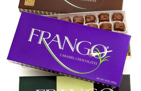 梅西百货出售旗下知名巧克力薄荷糖品牌 Frango Chocolates