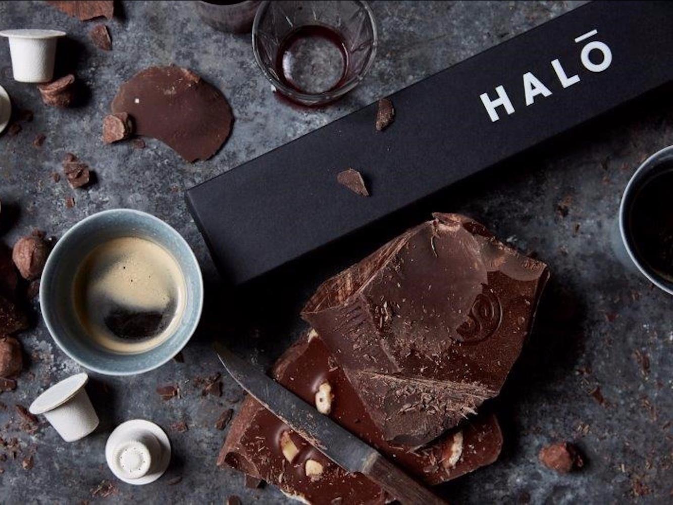 英国生态咖啡品牌 Halo 推出世界首款可快速降解的咖啡胶囊