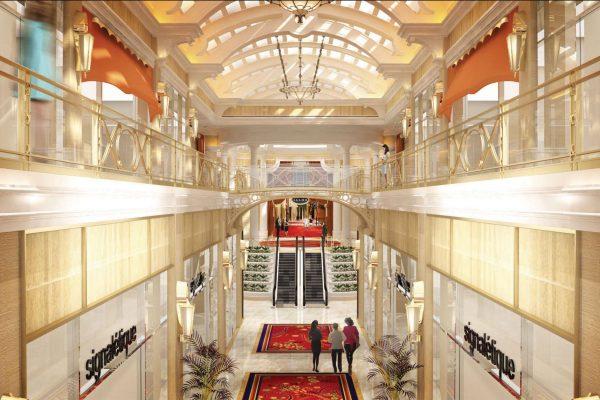 Crown Acquisitions投资永利拉斯维加斯酒店,零售坪效美国最高