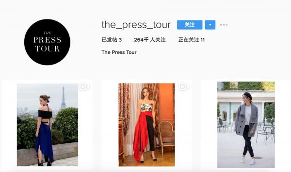 英国女星 Emma Waston 利用 Instagram 账号,推广生态时尚新理念
