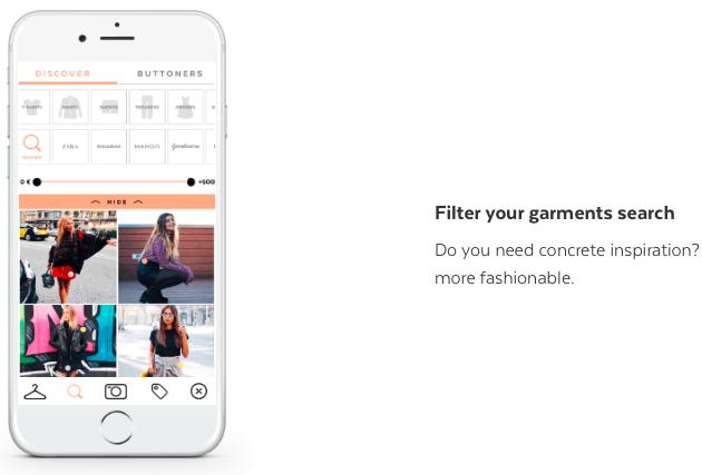 欧洲时尚购物社交网站 21 Buttons 完成第二轮融资300万欧元