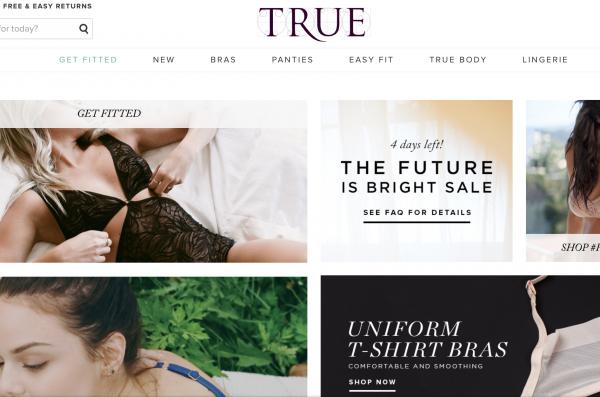 Calvin Klein母公司PVH集团收购数据驱动的互联网女性内衣品牌True&Co.