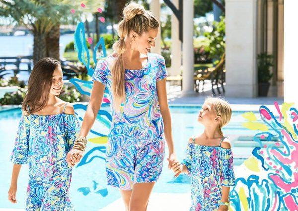 Lilly Pulitzer 品牌表现出众,推动母公司 Oxford 2016财年销售增长6%