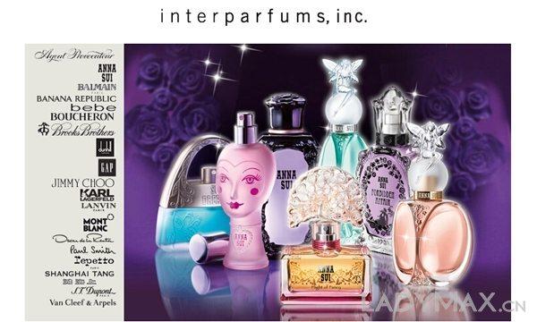 香水生产商Inter Parfums去年销售同比增长11.2%,Balmain收回香水授权