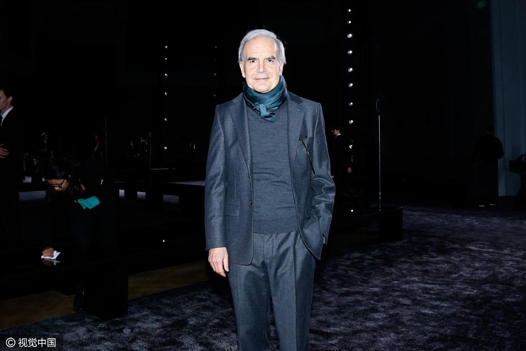 贝嫂请来高人坐镇!法国时尚界德高望重的老将 Ralph Toledano 出任Victoria Beckham公司董事会主席