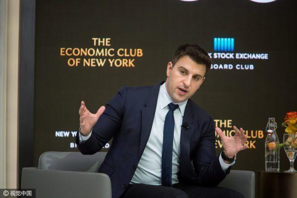 Airbnb 创始人:与传统酒店的竞争并没有想象中激烈,IPO 暂时不急