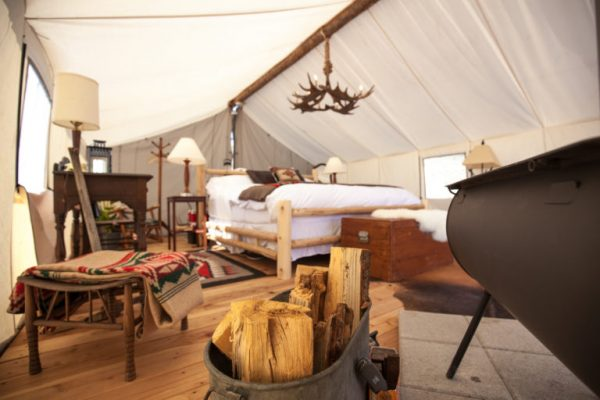 帐篷也能住出五星级酒店的感觉,详解奢华营地初创公司Collective Retreats背后的故事
