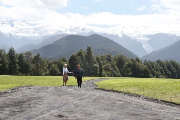 The North Face创始人遗孀向智利政府捐献110万英亩自然保护公园,创土地捐献最高记录
