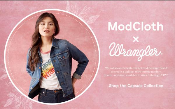 互联网时尚零售商 ModCloth 低价被沃尔玛收购