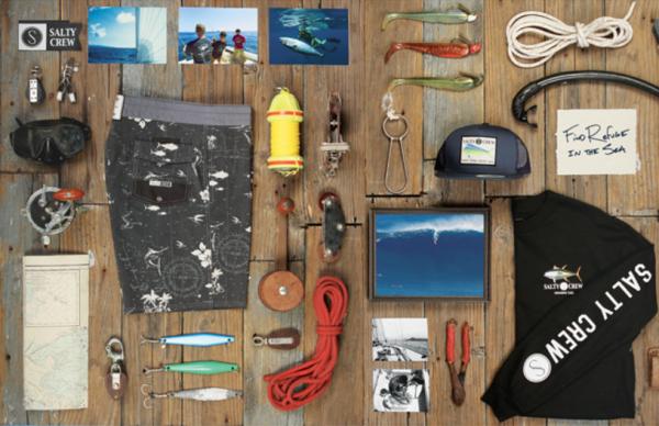 澳洲冲浪滑板公司 Globe International 收购美国同行 Salty Crew 50%股份