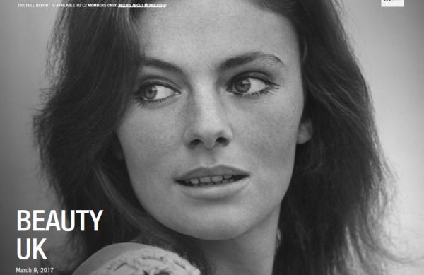 英国三大本土美妆电商竞争激烈,销售品牌重叠达96个