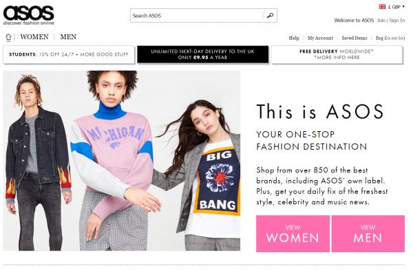 丹麦时尚集团Bestseller增持时尚电商ASOS股份至29%,逼近强制性要约收购红线