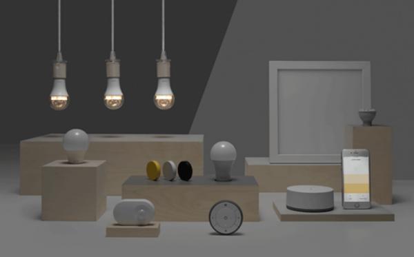 宜家推出智能照明系统 Trådfri,正式进军智能家居市场