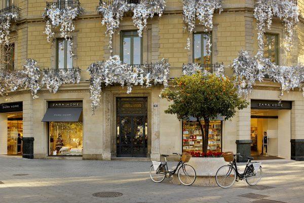 Zara 全球最大旗舰店下月于马德里正式营业