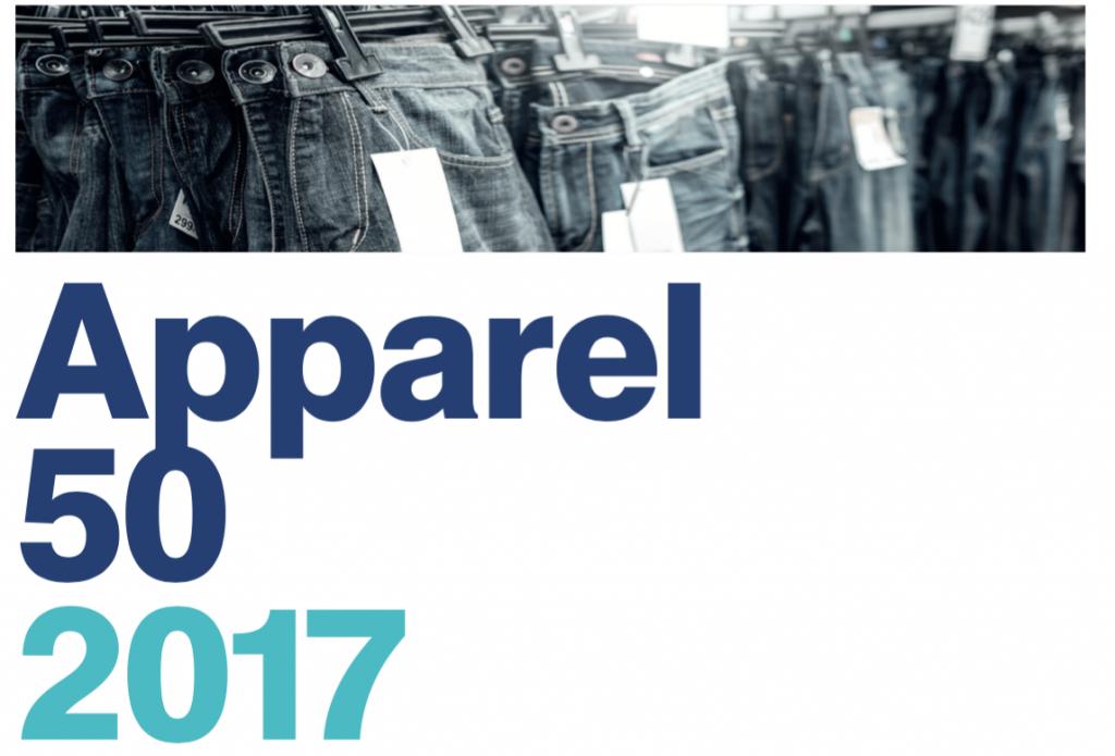 apparel 50 2017