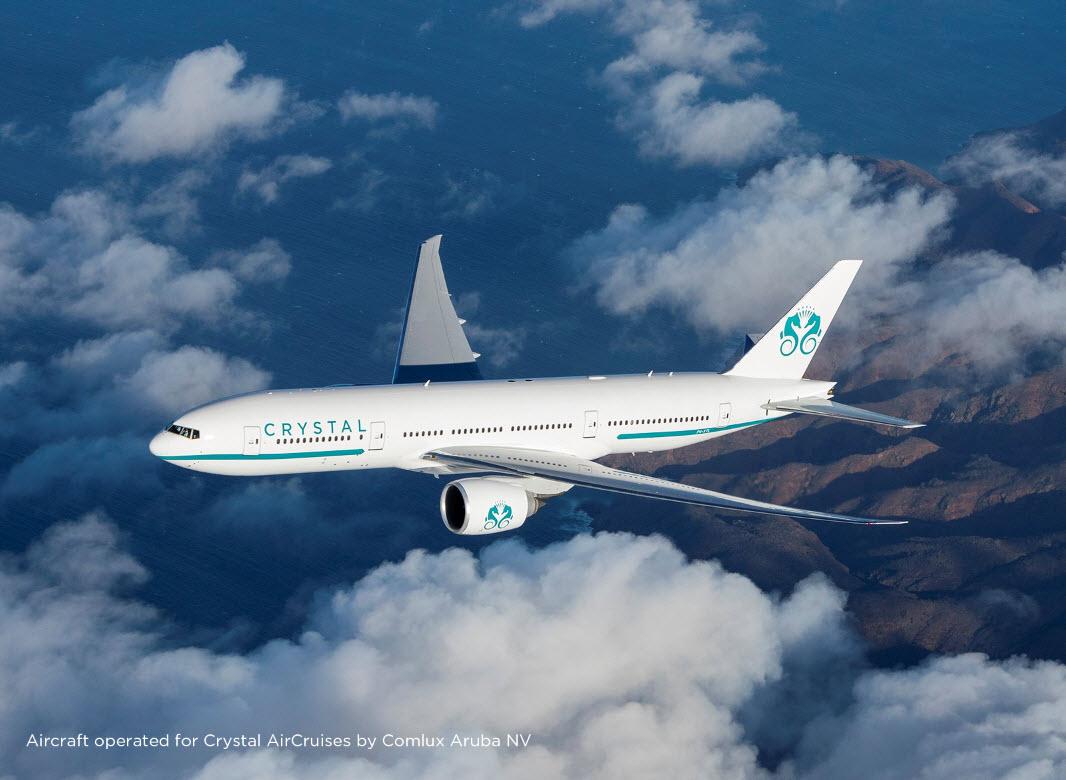 最便宜的定价为每人7.86万美元,私人飞机定制旅行为何越来越热门?
