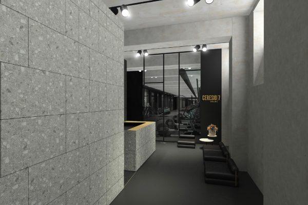 设计师品牌 Dsquared2 总部大厦推出高端私人健身水疗俱乐部