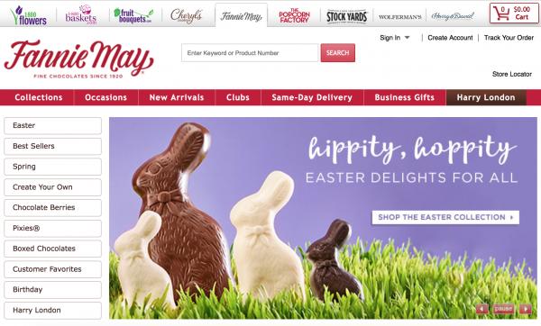 费列罗集团1.15亿美元收购美国高端巧克力和糖果生产商 Fannie May