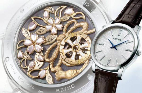 日本精工表将改造核心手表品牌,强化奢侈品形象