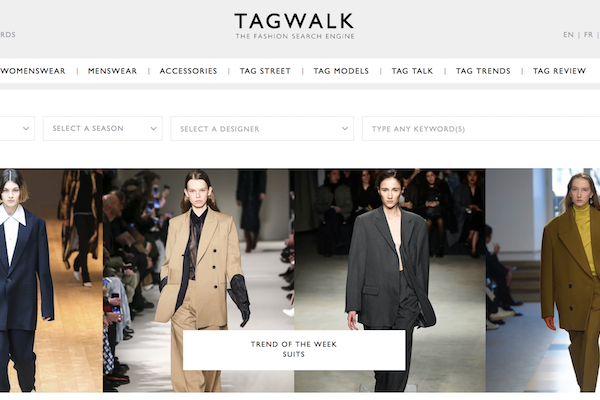 委内瑞拉女富豪Carmen Busquets投资时尚造型搜索引擎Tagwalk
