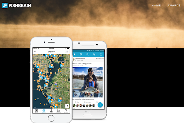 瑞典垂钓者社交 app Fishbrain 完成 370万美元融资