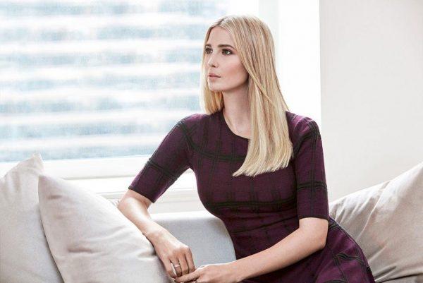 授权经营合作方G-III的财报显示:Ivanka Trump品牌2016年批发销售同比大增61%