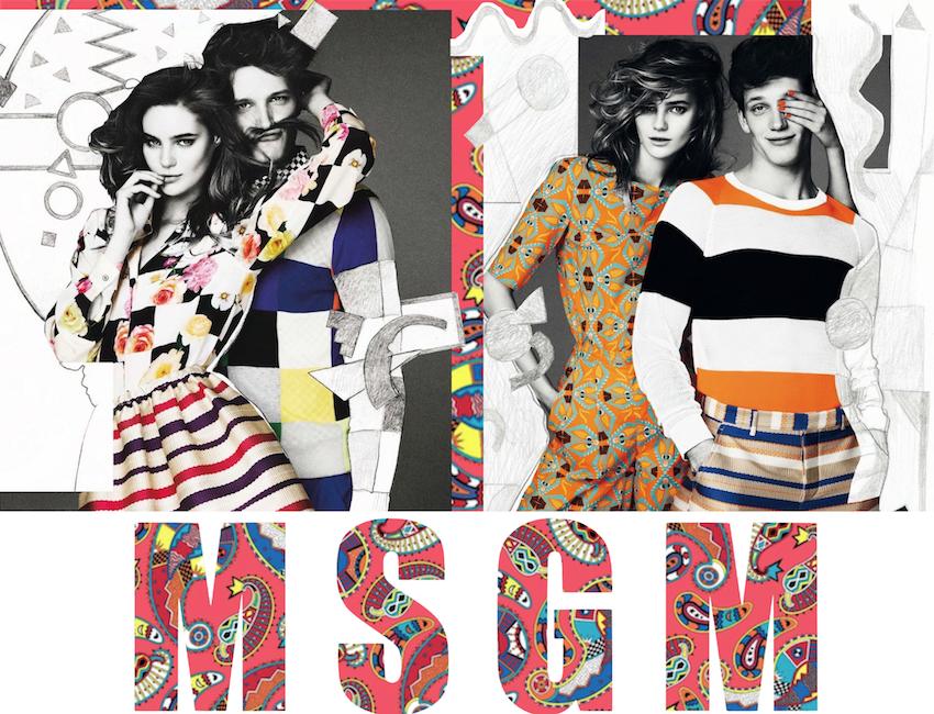 MSGM-Clothing