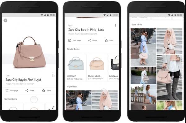 """Google 要做你的""""时尚造型师""""!推出Style Ideas图片搜索应用"""