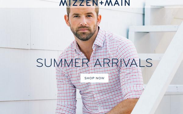 正装衬衫革新者,美国互联网男装 Mizzen + Main获全球最大消费品私募基金L Catterton 投资