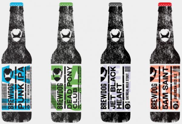 众筹投资人7年赚了27倍!英国精酿啤酒BrewDog获私募基金TSG投资,估值10亿英镑