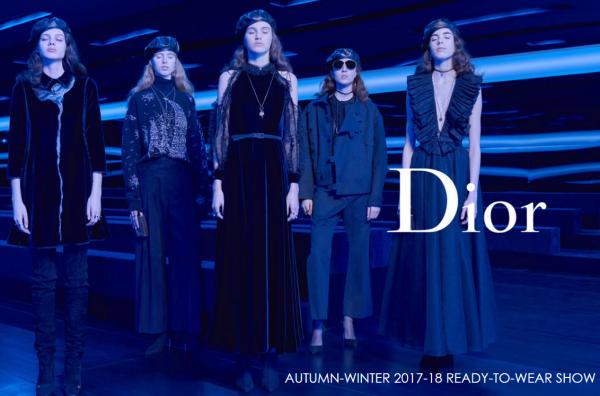 新任创意总监的作品受到市场追捧,Dior高级时装今年一季度销售额同比增长17%