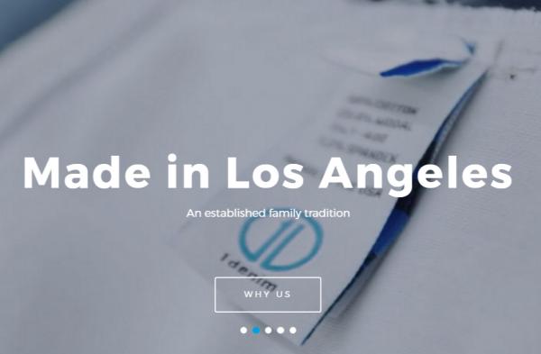 复兴洛杉矶牛仔制造业:过程耗时间,价格是重点