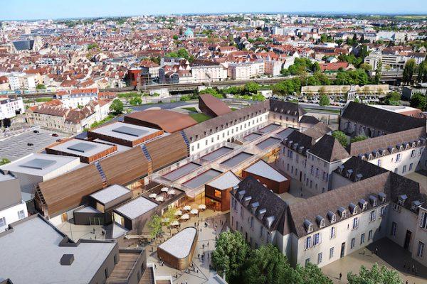 打造葡萄酒与美食文化中心,法国第戎国际美食博览中心公布详细建设规划