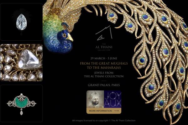 卡塔尔皇室珍藏 Al Thani 珠宝系列将在巴黎大皇宫展出