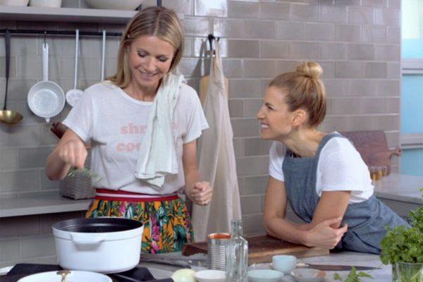 好莱坞女星Gwyneth Paltrow联手Anna Wintour发行纸质季刊
