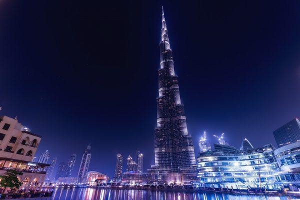 开放落地签后,今年一季度中国前往迪拜的游客数量同比大增 64%