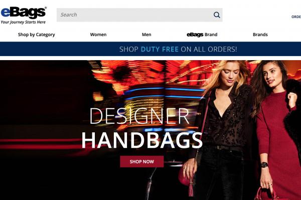 时尚电商的元老,19年历史的箱包电商 eBag 被新秀丽 1.05亿美元收购