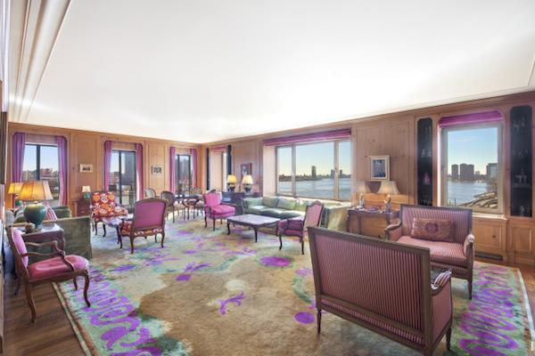 传奇女星葛丽泰·嘉宝位于曼哈顿的公寓找到买家,售价 595万美元只接受现金