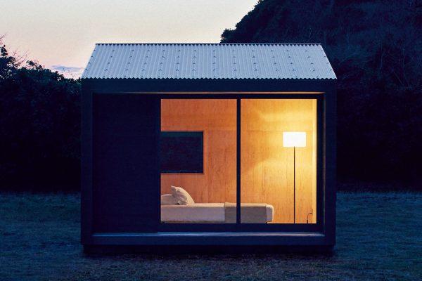 无印良品微型房屋 MUJI Hut 今年秋天发售,定价19万人民币